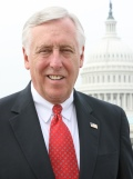 Headshot of Congressman Steny Hoyer, an IFES board member.