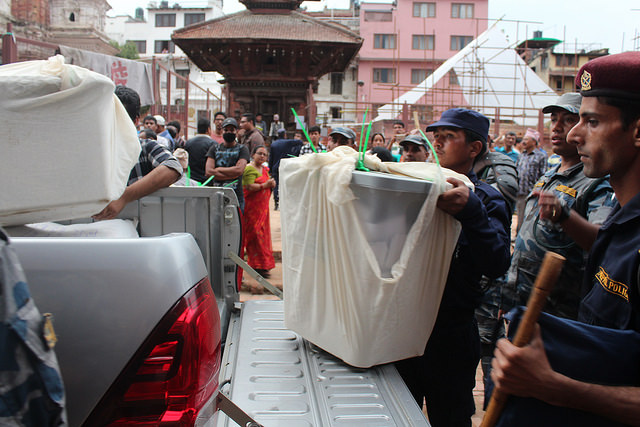 Nepal Votes in Phase 1 of First Local Elections in 20 Years