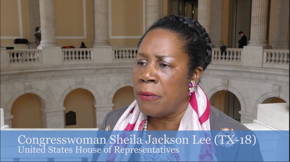 Congresswoman Sheila Jackson-Lee, United States Featured Image