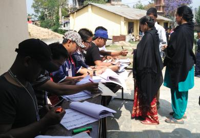 Photo Gallery: Nepal Votes in Phase 1 of First Local Elections in 20 Years Featured Image