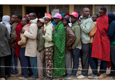 2017 Election in Kenya: President and CEO Diary featured image