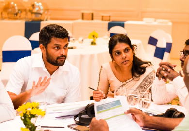 IFES' Leadership in Electoral Administration Program (LEAP) Featured Image