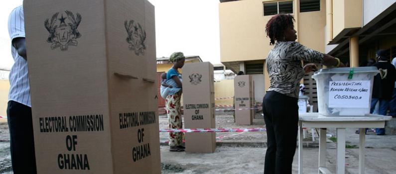 Elections in Ghana: 2016 General Elections Featured Image