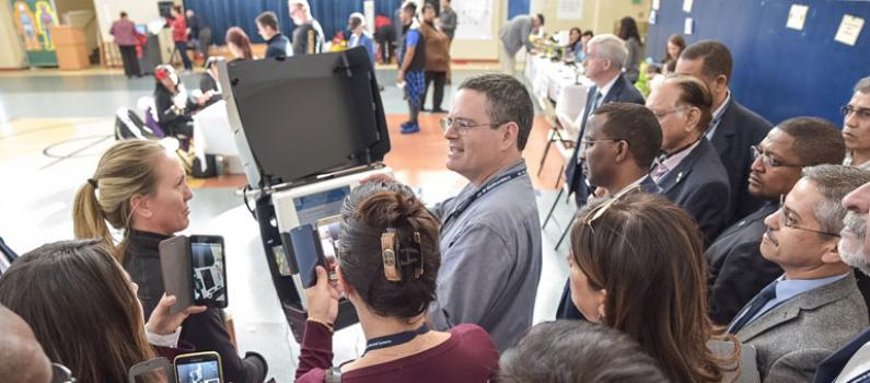 Photo Gallery: IFES' 2016 U.S. Election Program and the Seventh Global Elections Organization Conference Featured Image