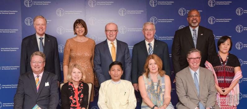 IFES Elects Three New Board Members To Its Board of Directors Featured Image