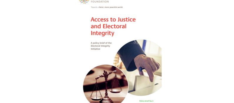 Access to Justice and Electoral Integrity Featured Image