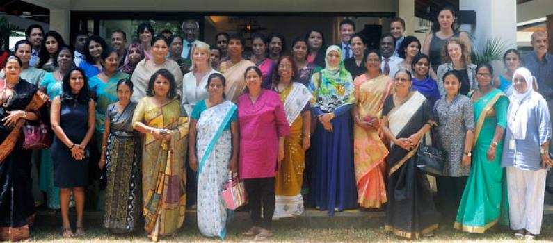IFES Launches POWER Program to Promote Women's Political Participation in Sri Lanka Featured Image