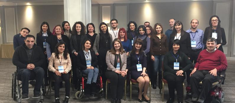 IFES Supports Political Participation of Armenians with Disabilities Featured Image