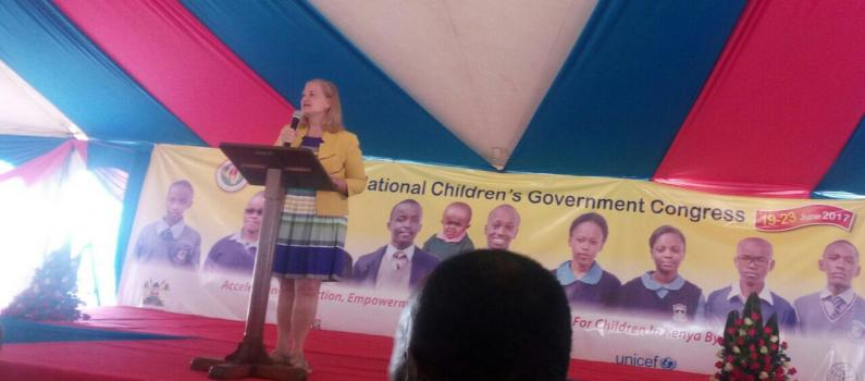 Inspiring Change through the Kenyan National Children's Government Congress featured image