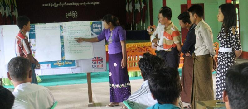 Sharing Democratic Principles and Civic Knowledge with Myanmar's Citizens Featured Image