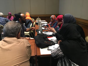 Working with Women Leaders and their Allies for Equality embedded image for Libya